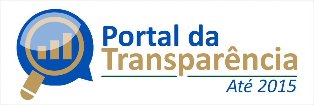 Portal da Transparência até 2015