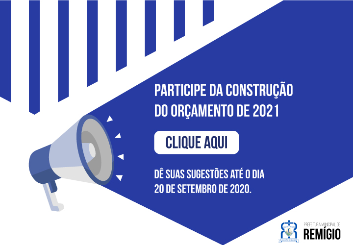 AUDIÊNCIA PÚBLICA ONLINE (LOA) 2021