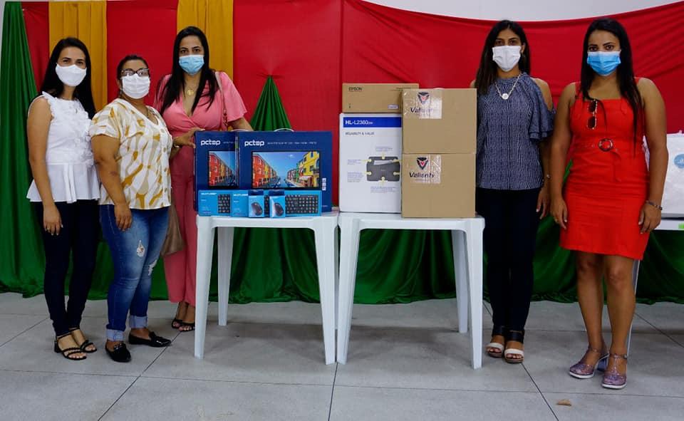 ❕ Conquistas na saúde remigense: Secretaria de Saúde encerra o ano mostrando balanço de melhorias ☑️