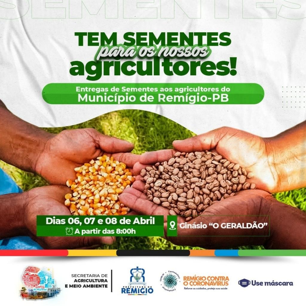 🥜 Sementes para os Agricultores 🧑🌾