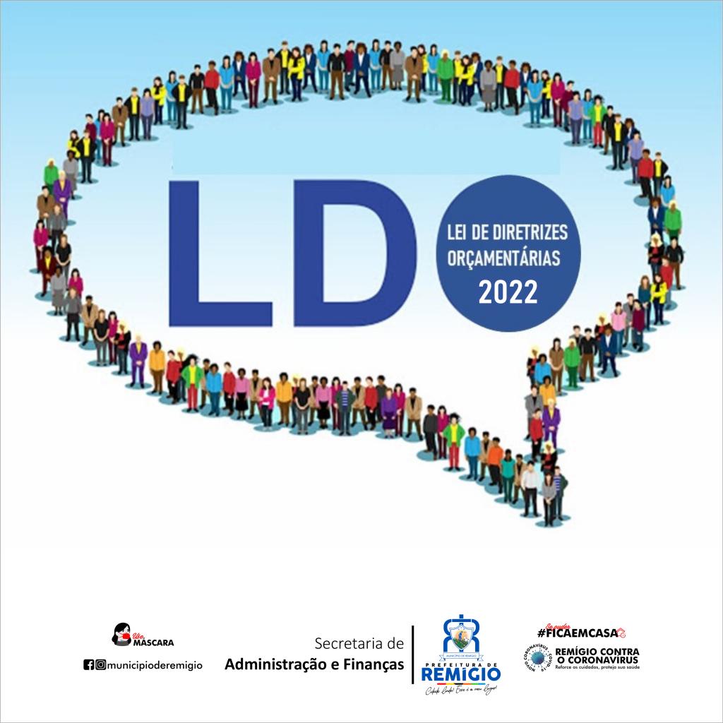Início ao processo de elaboração da Lei de Diretrizes Orçamentárias (LDO)