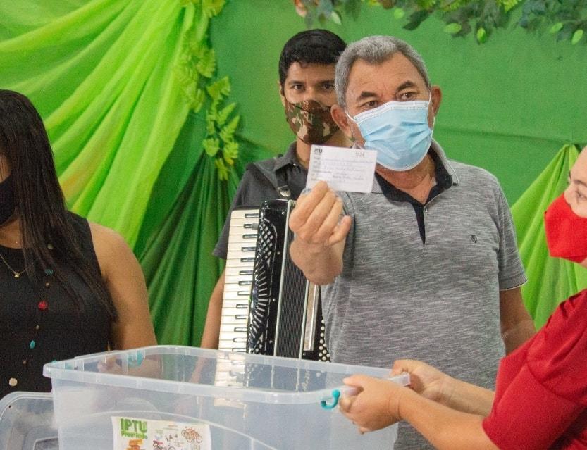 💥 IPTU 2019 - Sorteio e Entrega de Prêmios 🤝