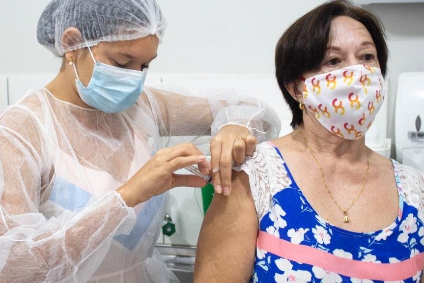 💉 Vacinação dos idosos de 60 a 64 anos👴👵