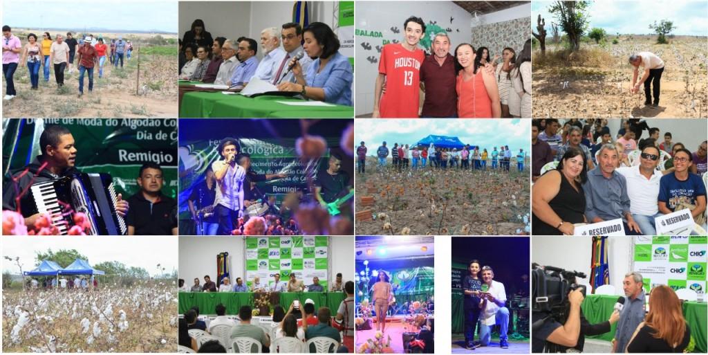 Agroecologia foi destaque em Remígio no VII Festival da Cultura Agroecológica