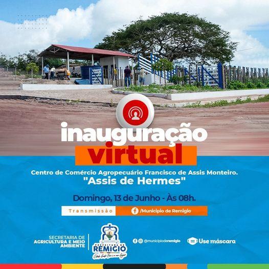 """🎉 Inauguração e Entrega do novo """"Curral do Gado"""" 🐃"""