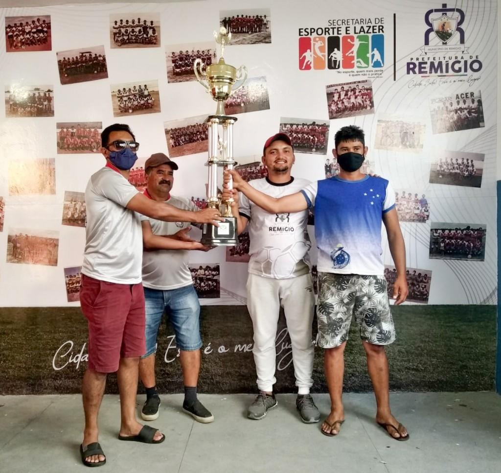⚽️ Torneio Municipal de Futebol: incentivo ao esporte em Remígio 🤾♂️